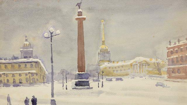 Турин выставка из Санкт Петербурга