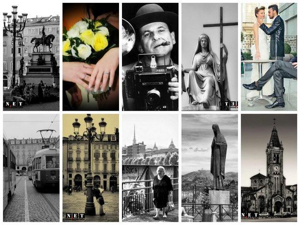 Самый большой архив фото Турина в Рунете