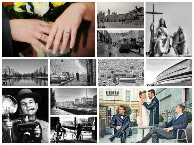 Объемный фото архив изображений Турина и Пьемонта