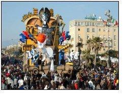 Магические карнавалы Пьемонта