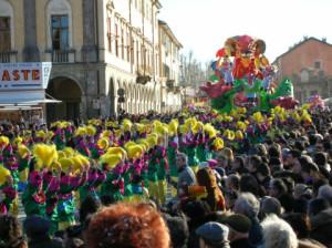 Лучшие итальянские карнавалы
