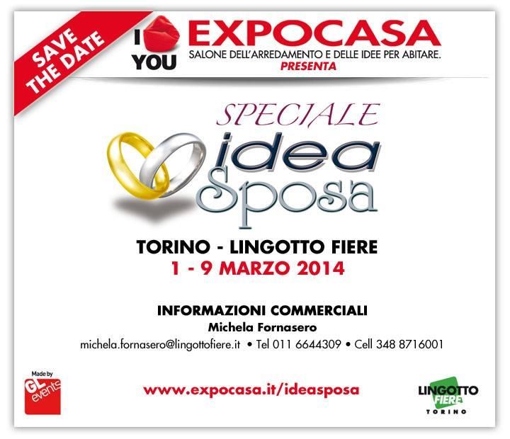 Idea sposi torino lingotto События Турина февраль 2014