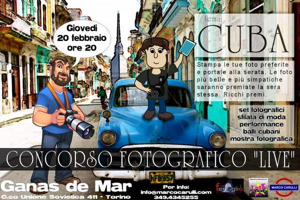 Вечер фотографии и моды в Турине События Турина февраль 2014