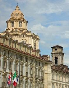 Церковь святого Лаврентия в Турине