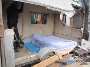 Цыгане Италия переселение из лагеря в дома