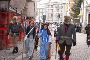 Поразительные итальянские карнавалы
