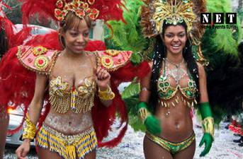 История итальянских карнавалов в Пьемонте Италия