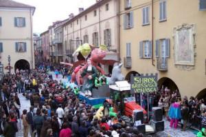 История карнавалов Пьемонта