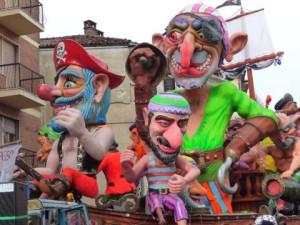 Карнавалы Италии Пьемонте Кариньяно