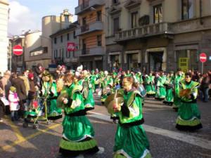 Карнавалы Домодосола Пьемонте