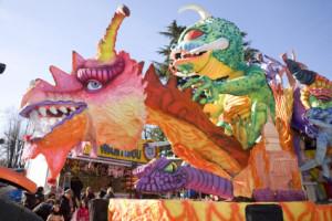 Истории карнавалов Пьемонта Италии