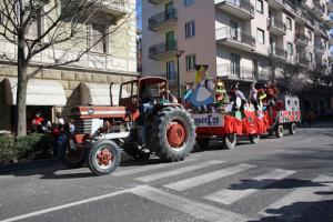 Карнавалы Пьемонта в Италии Овада