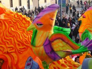 Карнавальный фасолевый суп в Италии