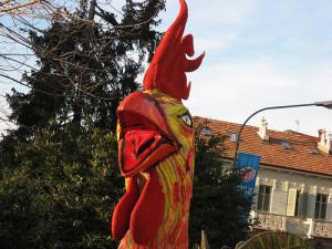 Веселые карнавалы Италии Сеттимо Торинезе