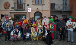 Карнавалы Италии Пьемонте Варалло