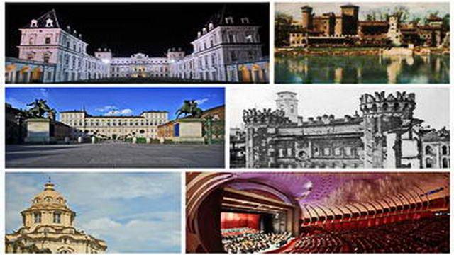 Достопримечательности Турина на карте с фото и видео