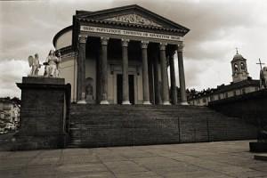 Церковь Великой Божьей Матери в Турине