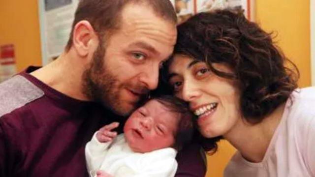 Первые новорожденные Турин 2014.