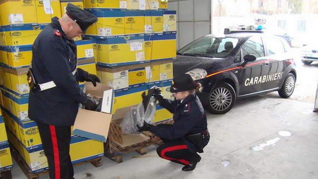 Аутлет ворованных товаров в Турине