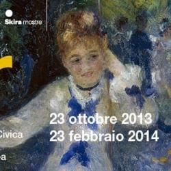 Выставка Реноира в Турине