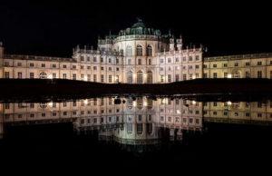 Королевский охотничий замок Ступиниджи новогодний розыгрыш