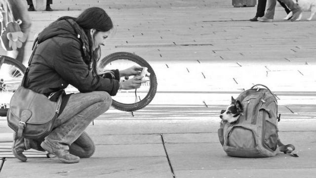 Фотографии улиц Турина 2014 январь