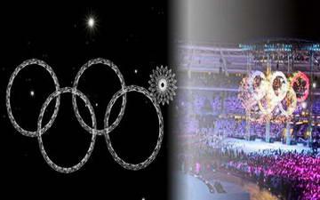 Две зимние олимпиады Турин и Сочи