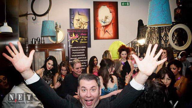 Вечер моды в Турине
