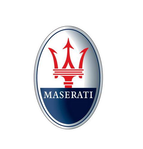 Логотип Мазерати Италия