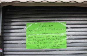 В Турине закрываются магазины после долгих лет работы