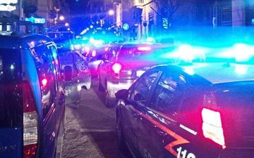 Большой полицейский рейд в Турине против наркотиков