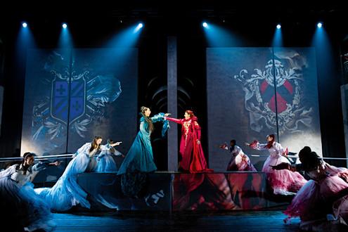 Ромео и Джульета Италия Турин мировое турне Турин май 2014 года