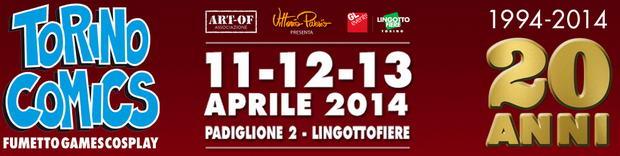 Torino Comics 2014 Lingotto