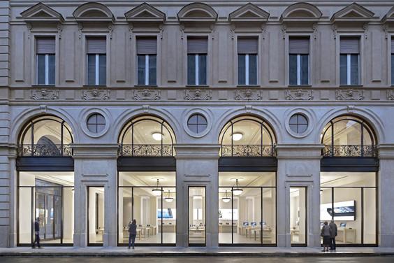 Аутлеты и стоки Турин Италия Новый магазин Gucci в Турине
