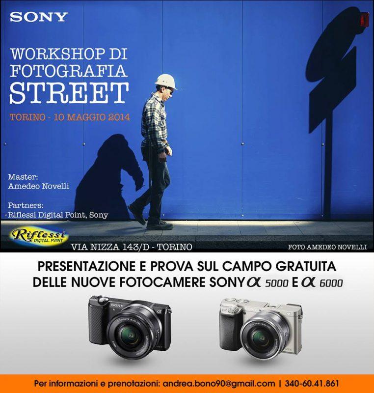 Семинар уличная фотография в Турине
