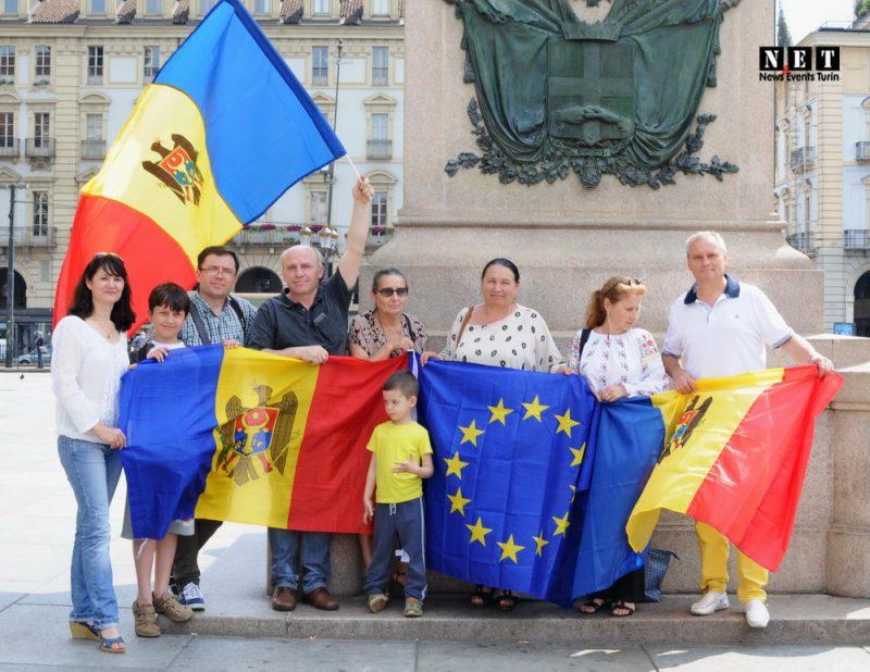 Acordul de Asociere Moldova cu UE - Italia Torino. NET