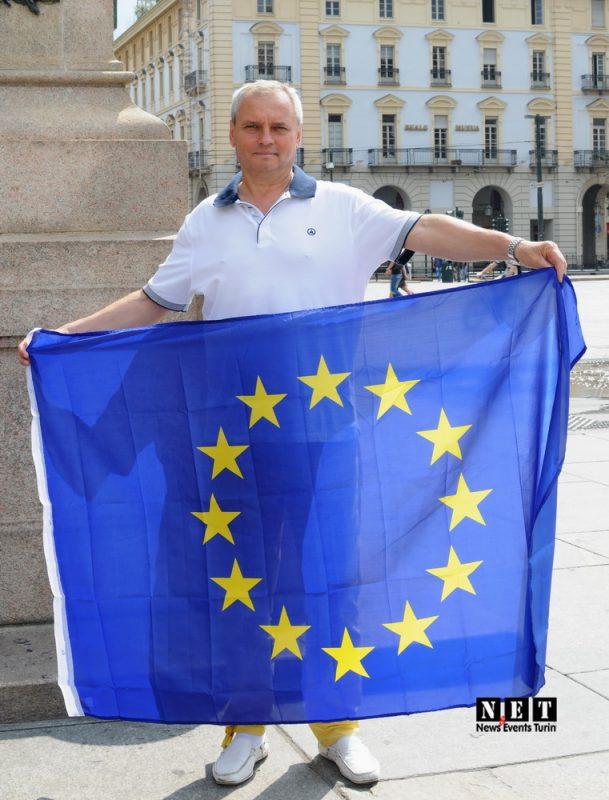 Молдаване Турина подписание ассоциации с ЕС Acordul de Asociere Moldova cu UE - Italia Torino. NET