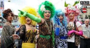 Gay Pride Torino 2014 LGBT - Гей парад Турин Италия