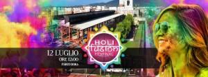 Фестиваль красок в Турине