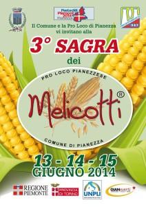 Sagra dei Melicotti Pianeza Torino