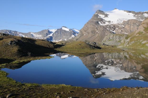 Национальный парк Gran Paradiso в Турине Национальные парки Италии в Альпах Пьемонт Аоста Турин
