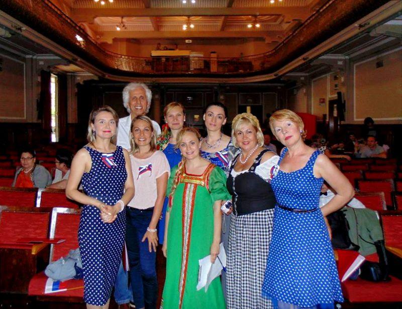 Русский театр в Италии Турин