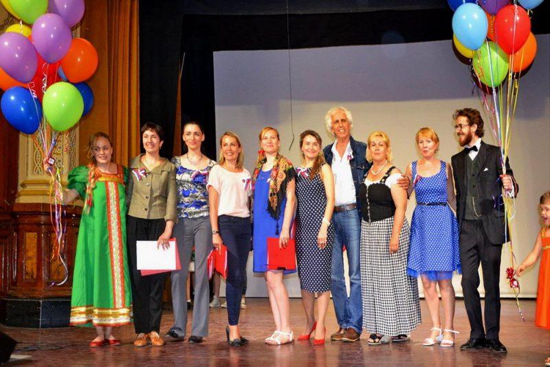 Как найти русскую школу в Италии Турине Пьемонте III русский фестиваль в Турине Италия