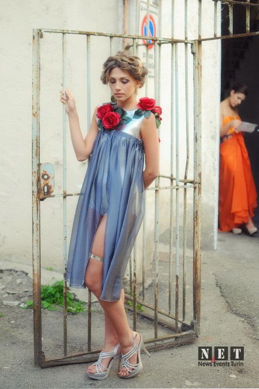 Италия национальный конкурс моды в Венария Alta moda italiana fotografo Torino piemonte