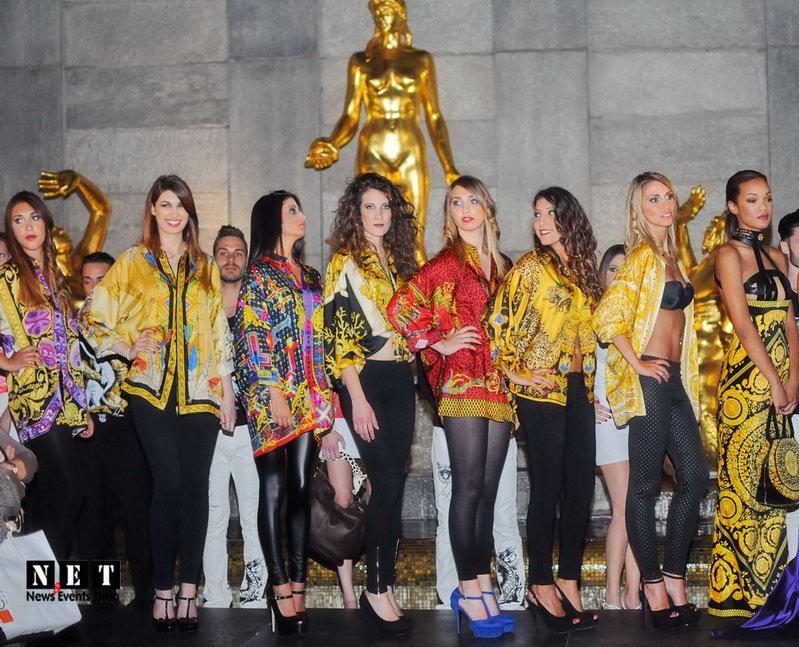 Частная коллекция итальянского стилиста Джанни Версаче итальянская мода
