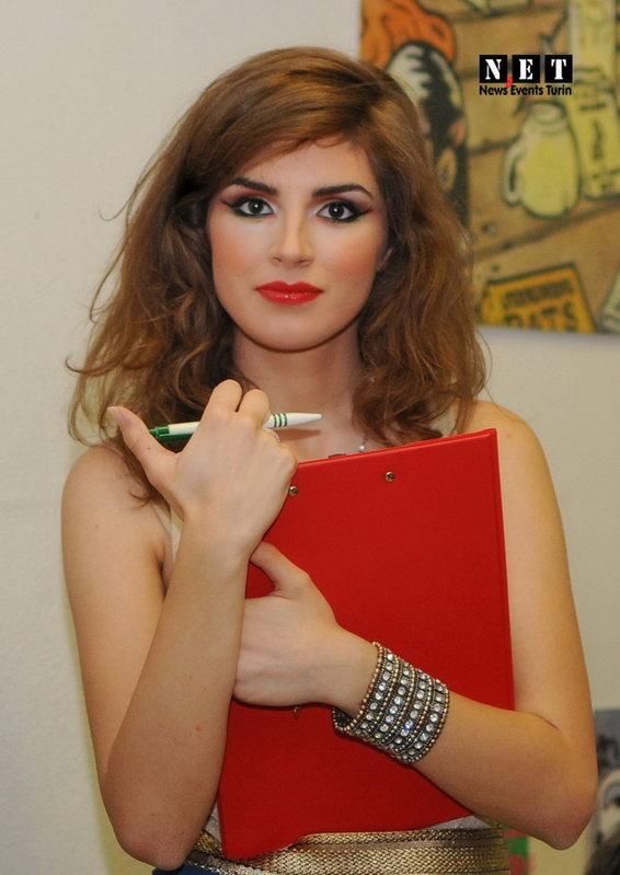 Miss ragazza per il cinema 2013 foto video Torino
