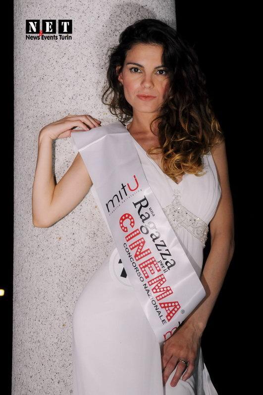 """""""Una Ragazza per Cinema 2014"""" Национальный конкурс красоты Девушка для кино в Италии"""