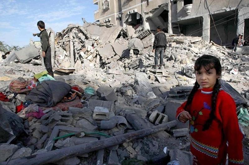 Израиль начал военную операцию в Газа Манифестация в Турине Италия