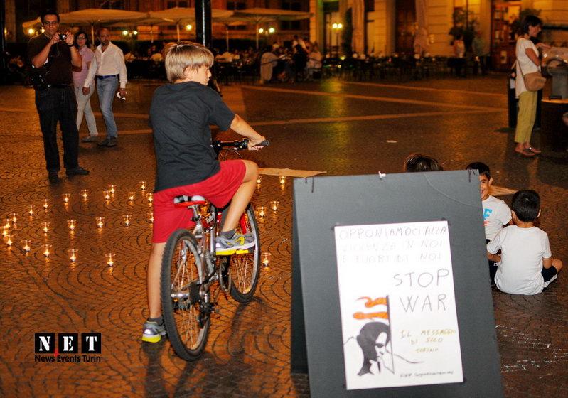 NO WAR, STOP a tutte le guerre nel mondo - Torino
