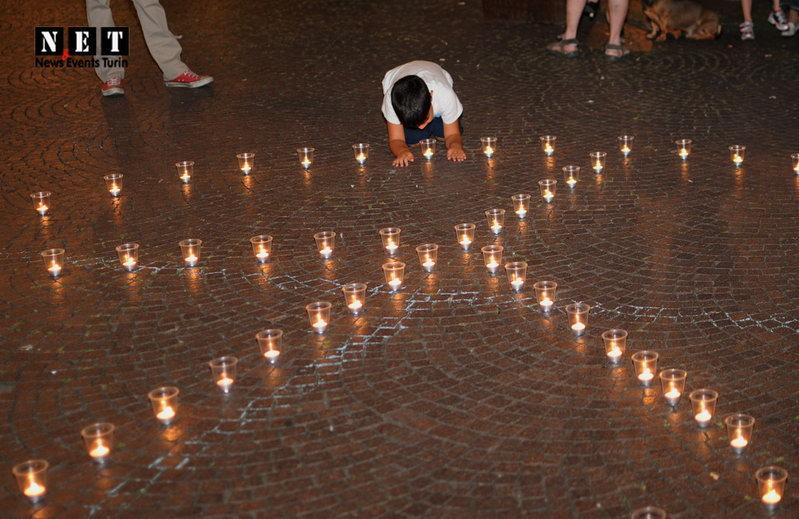 6 agosto - Per non dimenticare Hiroshima e Nagasaki e per dire STOP A TUTTE LE GUERRE - Torino